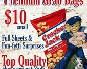 NO COUPONS! Grab Bag - Lots of extra's you wouldn't even THINK we'd include!