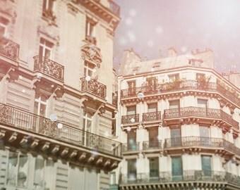 """Paris Photography // Paris Prints // Paris Architecture // French Decor for a modern home // Europe // Large Print  - """"Paris Architecture"""""""