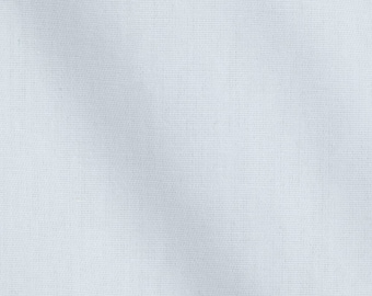 Solid WHITE COTTON- Taylor TWILL, upholstery fabric, 34-29-01-0713