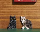 Miniature Pet Portrait Added to Your Birdhouse or Wedding Card Box Bird House