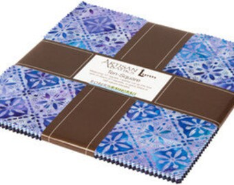 Artisan Batik Floriculture Ten Squares- TEN-406-42