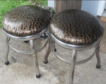Vintage Machinist Stools, Local Pick Up Only
