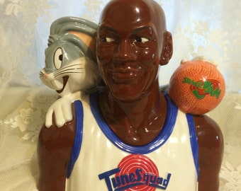 Space Jam Cookie Jar