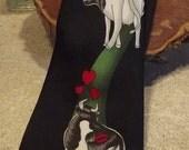 Moo Cow Art Tie