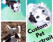 For Donna-Custom Pet Portait