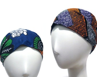 Yoga Headband, SMALL, REVERSIBLE Headband, Festival Turban Head Wrap, Womens Headband, Adult Headband, Gift for Her, for Girls