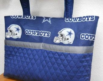 Dallas Cowboy Diaper Bag