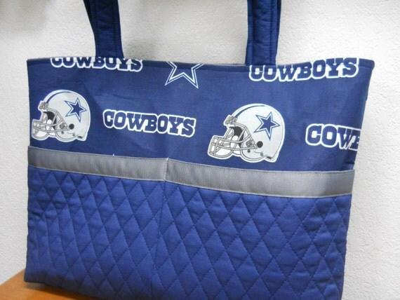 Cowboy Diaper Bags : Dallas cowboy diaper bag