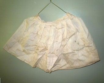 Antique vintage childs skirt
