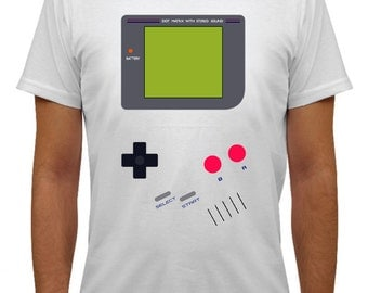 Gameboy Men Tshirt