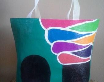 Keemah and Nygozi Tote Bag