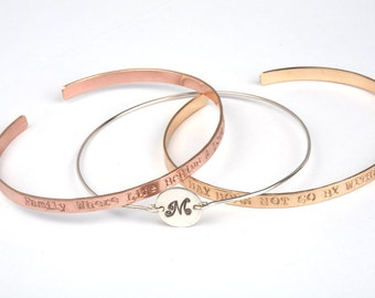 Turquoise bar cuff bracelet,circle initial bracelet,beaded turquoise bar bracelet,Delicate turquoise Bar bracelet,bar bangle bracelet