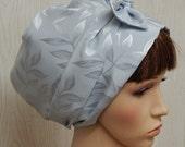 Womens satin head scarves, sleeping hair wrap , bad hair day cap, satin head snood, silky Jewish tichel, satin hair bonnet, hair covering