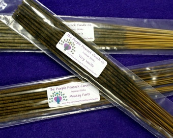 Oh Christmas Tree Incense Sticks, Hand Dipped Incense Sticks, Handmade Incense Sticks, Pine Incense Sticks, Pine Incense, Tree Incense