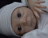 "Reborn baby Irelyn 19"" sweet face so cute"
