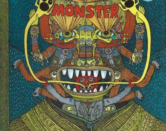 The Understanding Monster, Book 3 (graphic Novel)