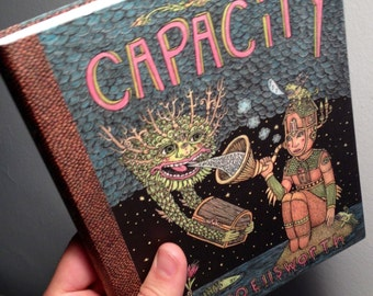 Capacity (336 page comic book)