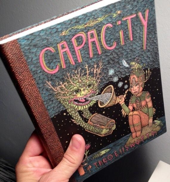 Capacity (336 page comic book)