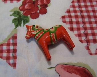 little sweden wooden horse