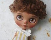 OOAK Custom Blythe Doll for Adoption : Ramona