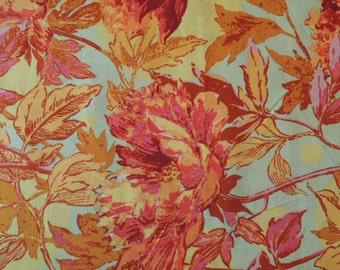 Soul Blossoms, Twilight Peony Fabric by Amy Butler, Sold by the Yard