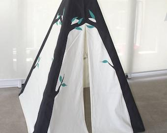 Teepee Tent - Trees