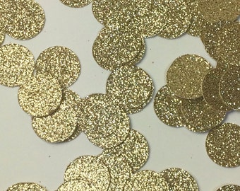 Gold Confetti, Gold Birthday Decorations, Gold Glitter Confetti, Gold Baby Shower Decoration, Gold Party Decor, Gold Party Supplies 150ct