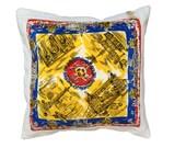 Vintage 1950's London Handkerchief Cushion