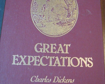 Great Expectations by Charles Dickens  Published by The Readers Digest Association 1985 illustrated hardcover in slipcase