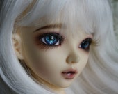 BJD eyes Doll eyes Hand made available in 12141618202224mm Solace  made to order