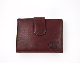 VINTAGE Womens Wallet Soft Leather