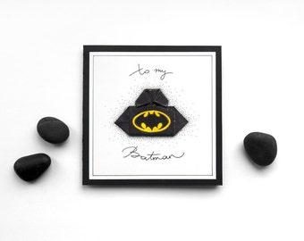 To my Batman