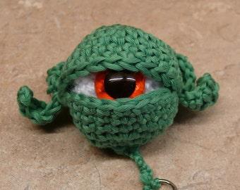 Crochet Pattern Eyeballs - PDF file