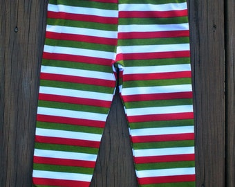 Christmas leggings | Etsy
