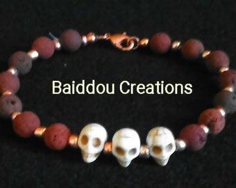Skull Island Bracelet