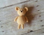 Teddy Bear, Mini Bear, Baby Bear, Bear, Bear Lovie, Photography Prop