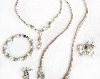 Marry Me Wedding Jewelry Set