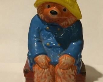 Paddington Bear bank