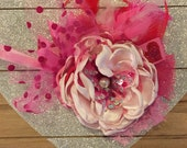 Candy craving valentine headband cozette couture