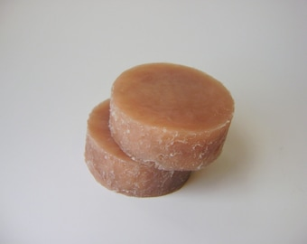 Bay Rum Shampoo Bar, Handmade Solid Shampoo with Shea and Jojoba for Men and Pirate Women