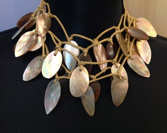 Capiz Necklace