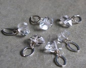 Herkimer Diamond Charm
