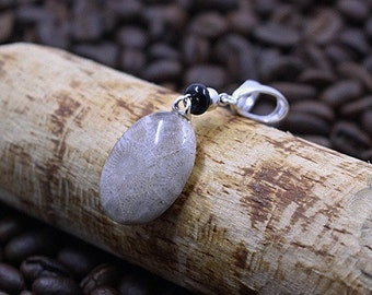 Michigan Petoskey Stone Pendant