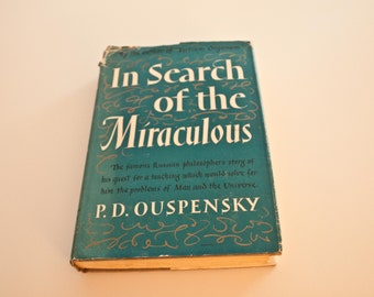P.D. Ouspensky / In Search of the Miraculous 1949