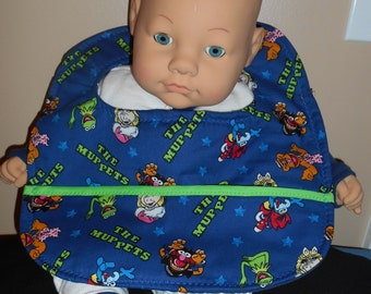 Muppets Baby Bib