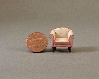 Quarter Inch Scale Furniture - Windsor Style Chair