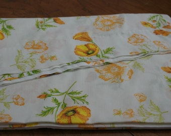 Vintage Bedding Re-Mix Full/Double Flat Sheet