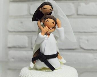 Jiu jitsu, Jiu-Jitsu Judo theme  Custom Cake Topper