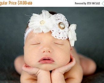 10% off SALE The single sprinkled- Erica- stretch headband