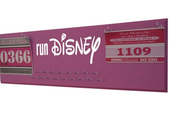 Run disney, Disney princess, Running medal hanger,medal holder, Disney races, Disney running, Running Disney, disney marathon, rundisney